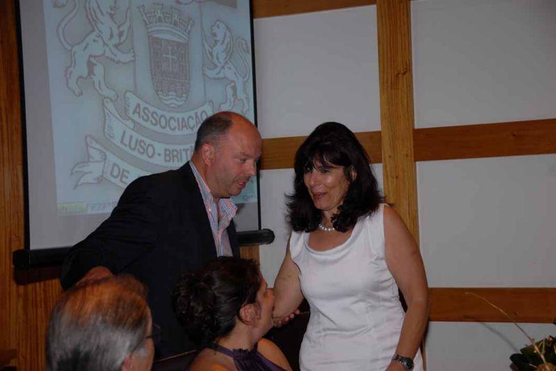 Entrega de diplomas 2010