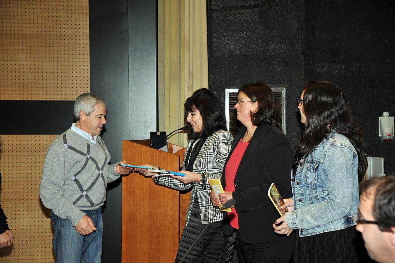 Entrega de Diplomas 2014