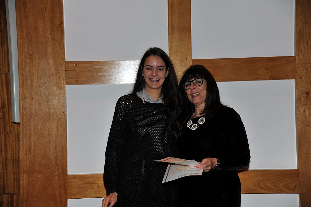 Entrega de diplomas 2015