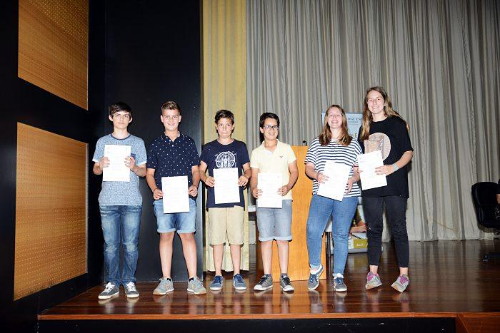 Entrega de diplomas 2017
