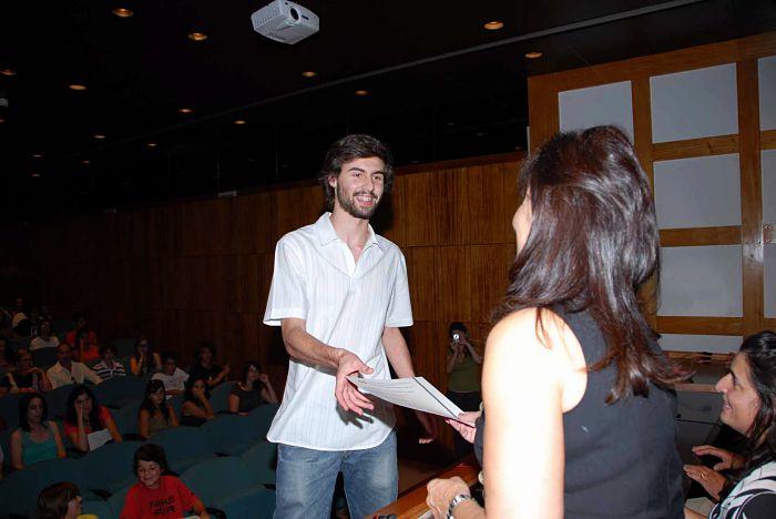 Entrega de diplomas 2011