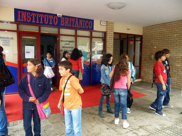 Exames de Young Learners 2011