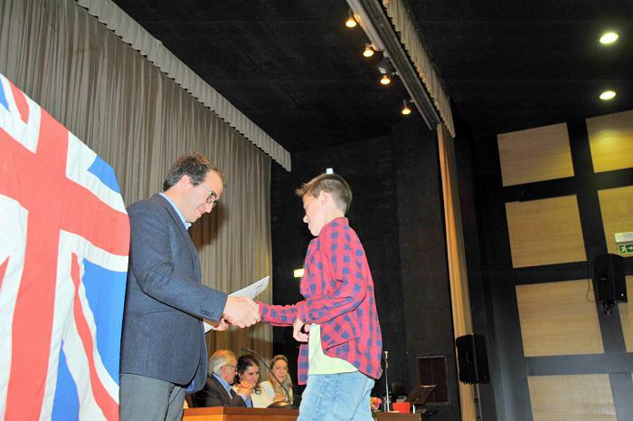 Entrega de Diplomas 2016