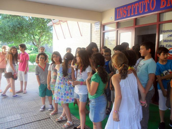 Exames de Young Learners 2013