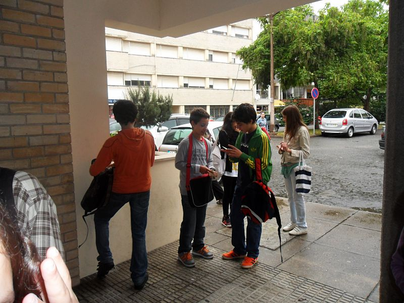 Exames de Young Learners  2010