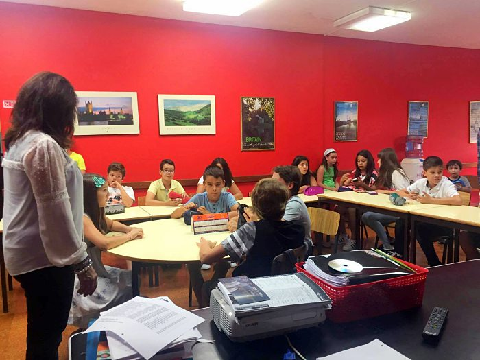 Exames de Young Learners 2017
