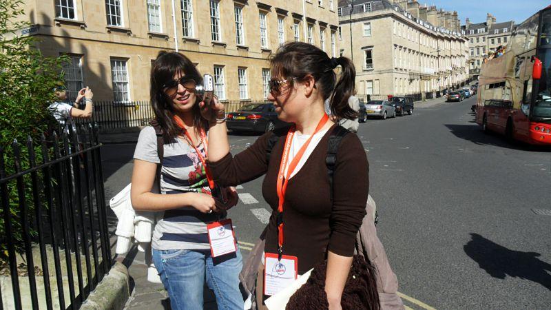 Viagem a Inglaterra 2010