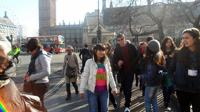 Viagem a Inglaterra 2012